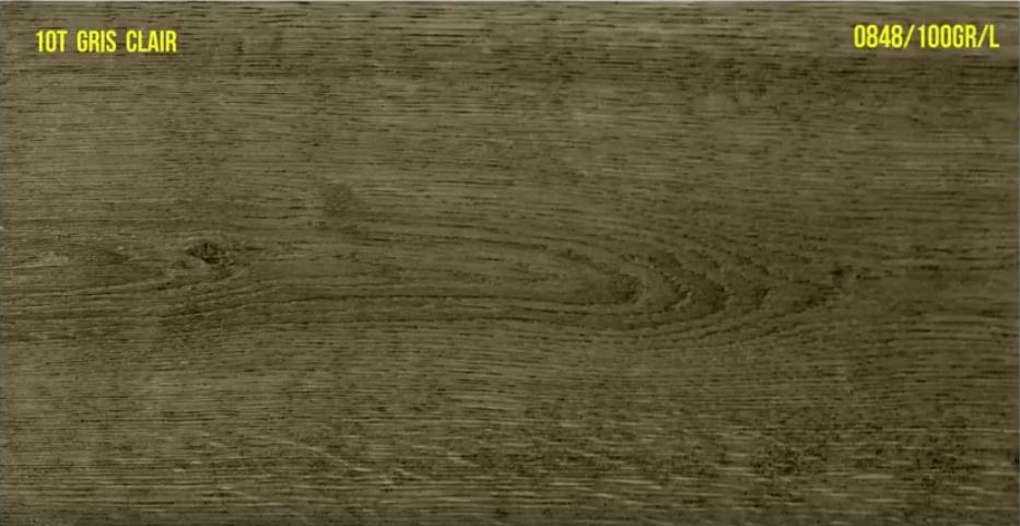 Oxidado madera de Roble gris claro