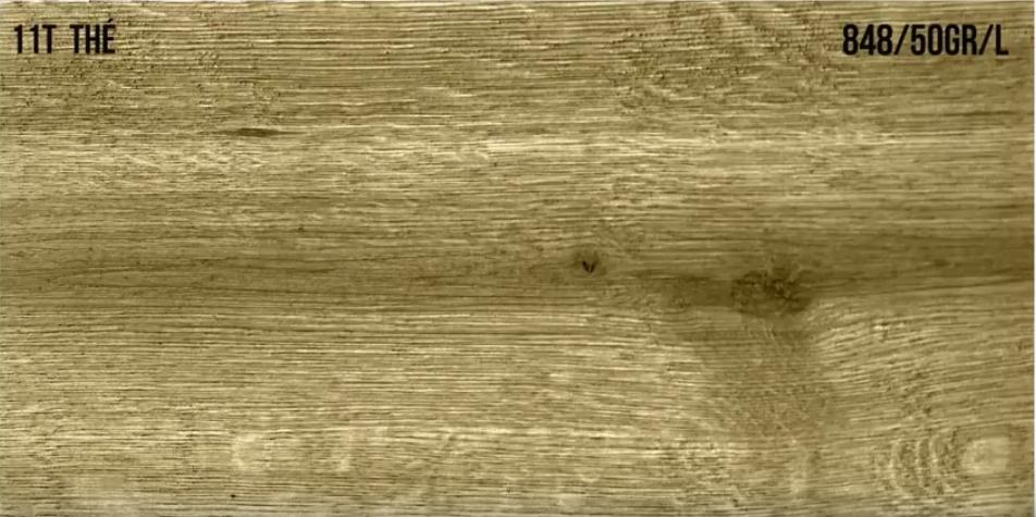 Oxidado madera de roble color Té