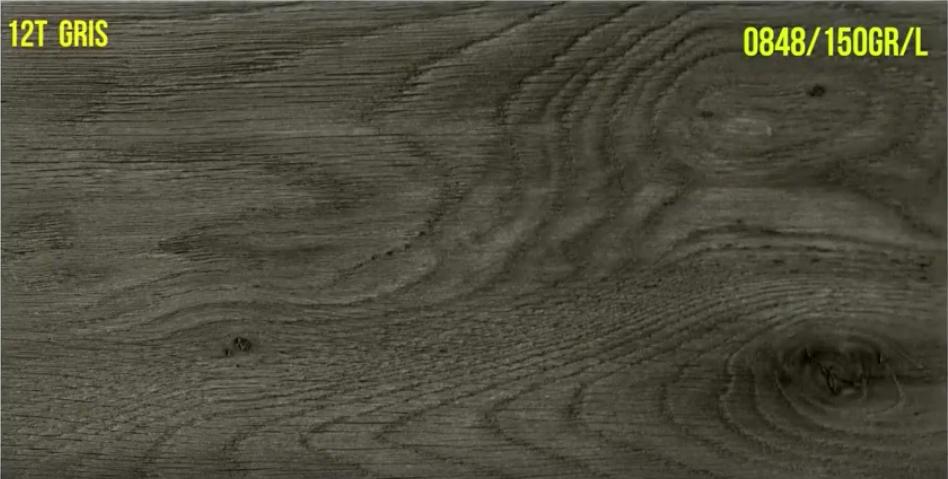 Oxidado madera de roble gris