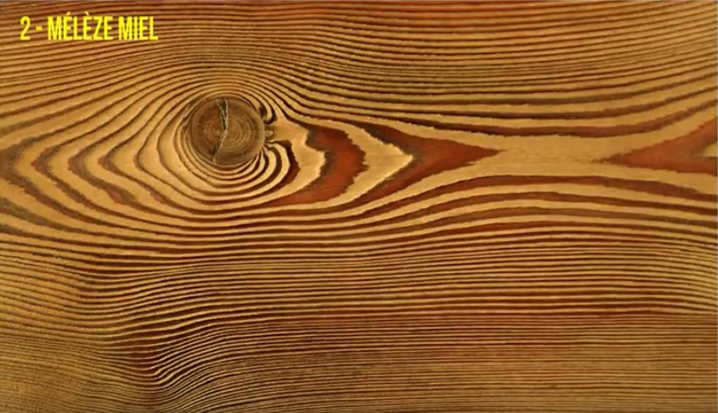Oxidado madera de Alerce Miel