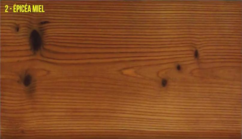 Oxidado madera de Pino Norte Miel