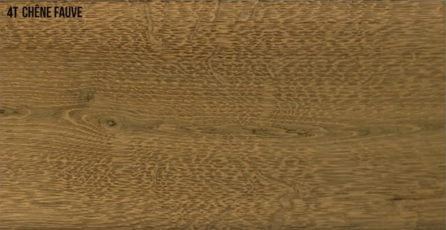 Oxidado madera de roble leonado
