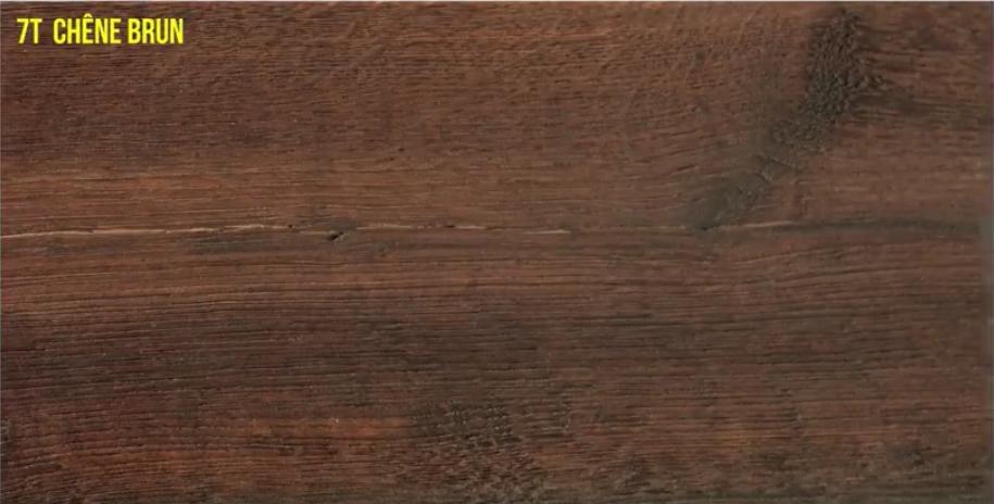 Oxidado madera de Roble Marrón envejecido